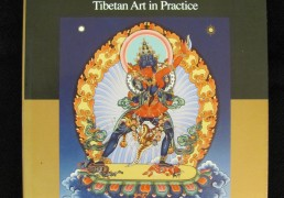 """Images of Enlightenment: Tibetan Art in Practice"" by Jonathan Landaw & Andy Weber"