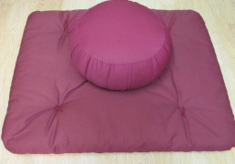 Zabuton Flat Meditation Cushion