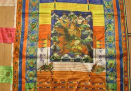 Large Gesar Flag