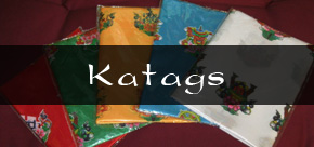 Katags | Offering Scarves