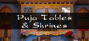 Puja Tables & Shrines