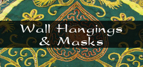 Wall Hangings & Masks