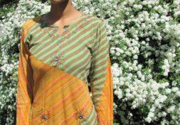 100% Natural Woven Cotton Shirt