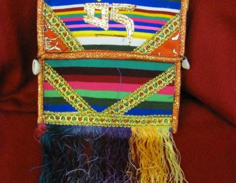 Tibetan Passport Pouch