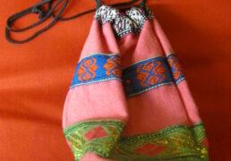 Handmade Tibetan Pouch