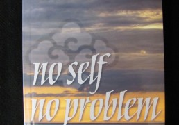 NO SELF, NO PROBLEM by Anam Thubten, edited by Sharon Roe