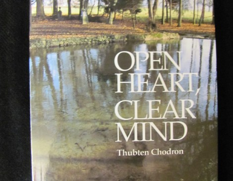 OPEN HEART, CLEAR MIND  by Thubten Chodron