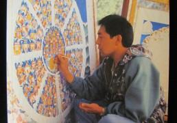 TIBETAN THANGKA PAINTING: Methods and Materials by David Jackson and Janice Jackson