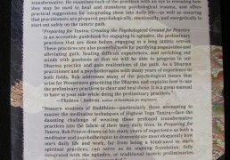 PREPARING FOR TANTRA: Creating the Psychological Ground for Practice by Rob Preece