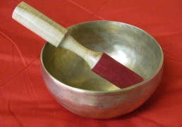 Bronze Tibetan Singing Bowl