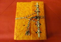 Small Tibetan Handmade Paper Journal