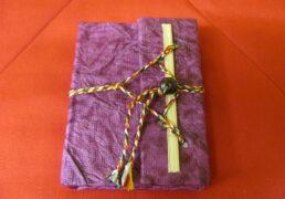 Pocket Tibetan Handmade Paper Journal