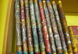 Large Rajastan Quilted Handmade Paper Journal