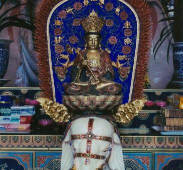 Mount Emei's Samantabhadra Buddha Statue